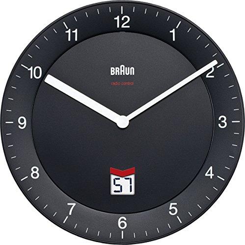 Braun Wall Clocks